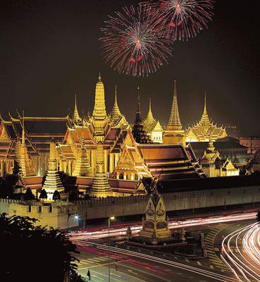 Đất nước Thái Lan - Thiên đường mua sa...
