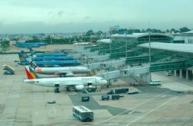 Kiểm tra an ninh hàng không trước khi bay k...
