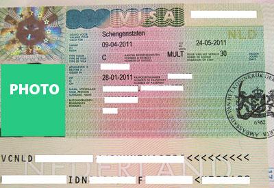 Visa công tác Tây Ban Nha